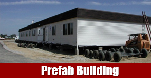 Large Building - Modular Buildings
